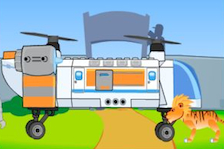 zoo copter